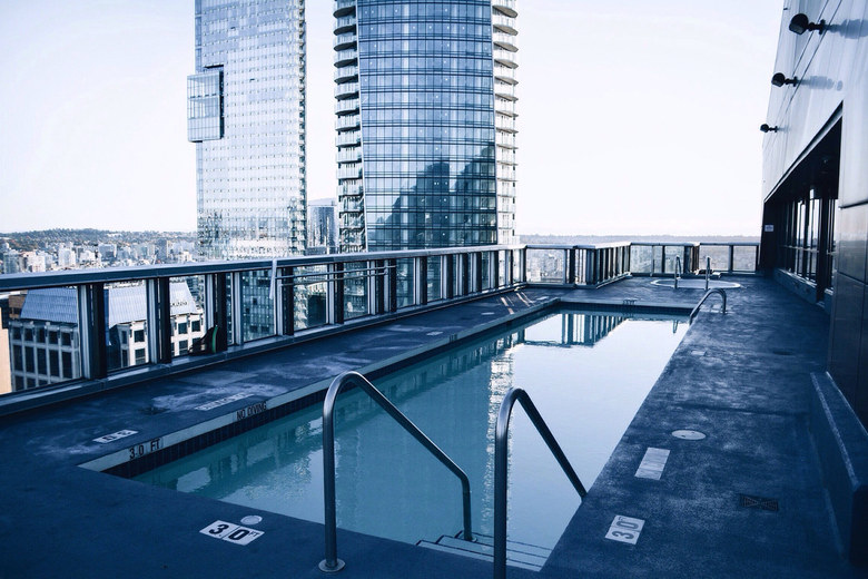 Downtown Swimming Pools by Alex Costin