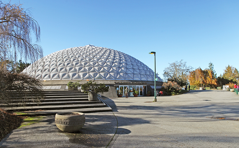 the bloedel conservatory