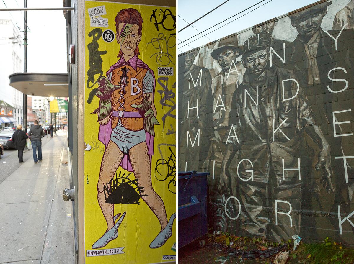 graffiti is it art or vandalism essay