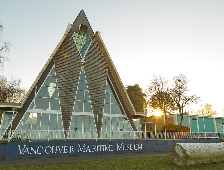 15 Maritime Museum