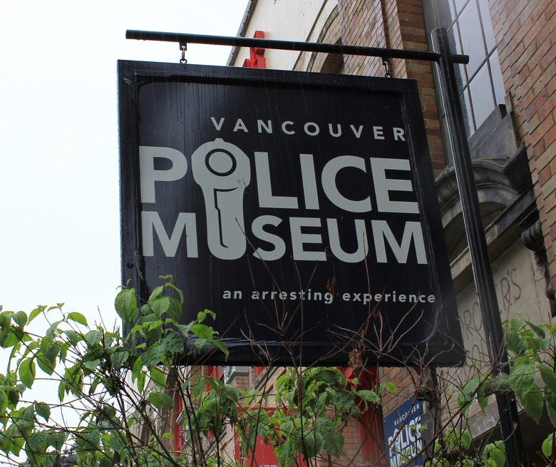 14 Vancouver Police Museum by Megan