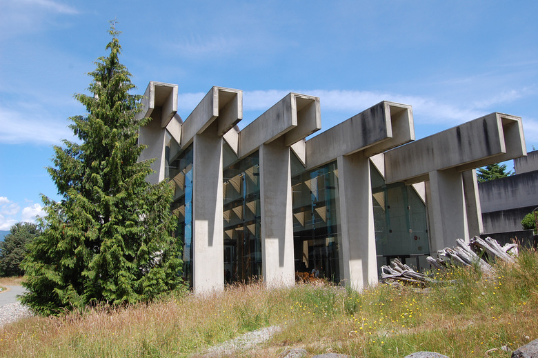 3 UBC Museum of Anthropology by MandyJ