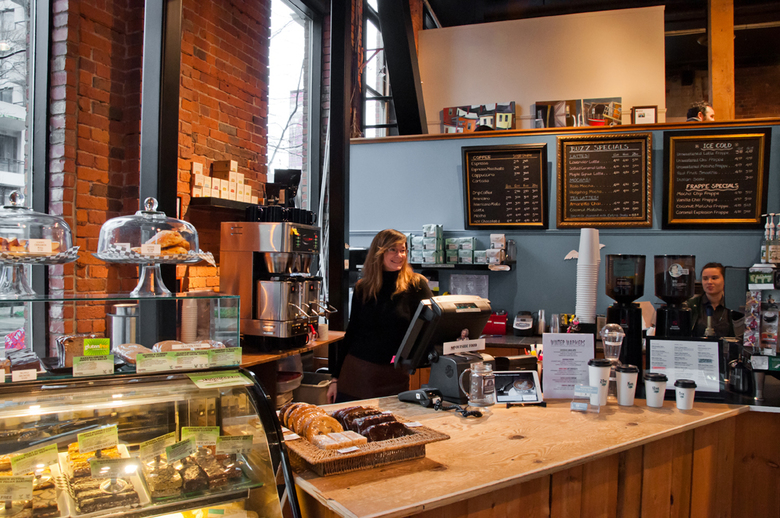 6 Buzz Cafe