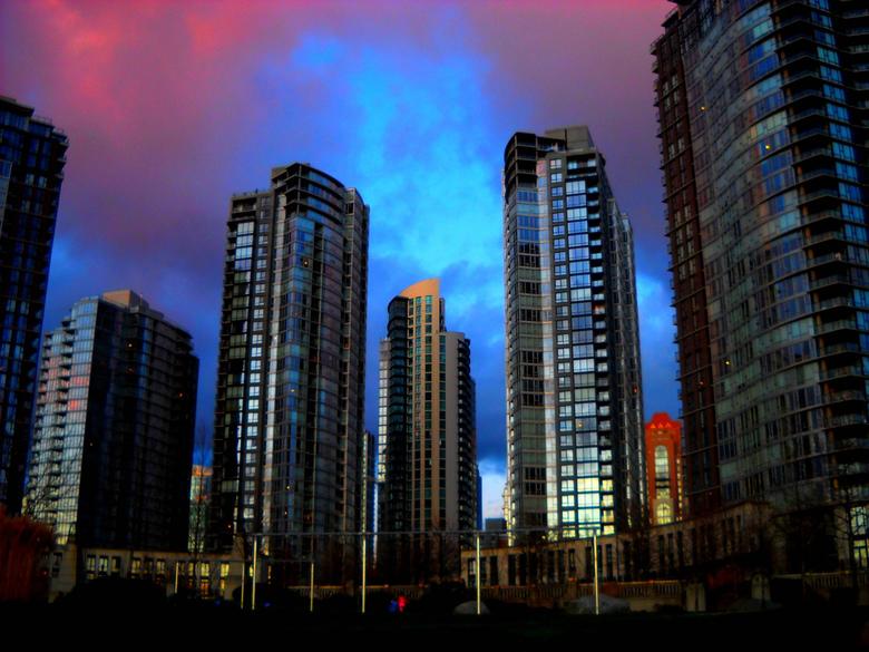 Vancouver City by Jennifer C