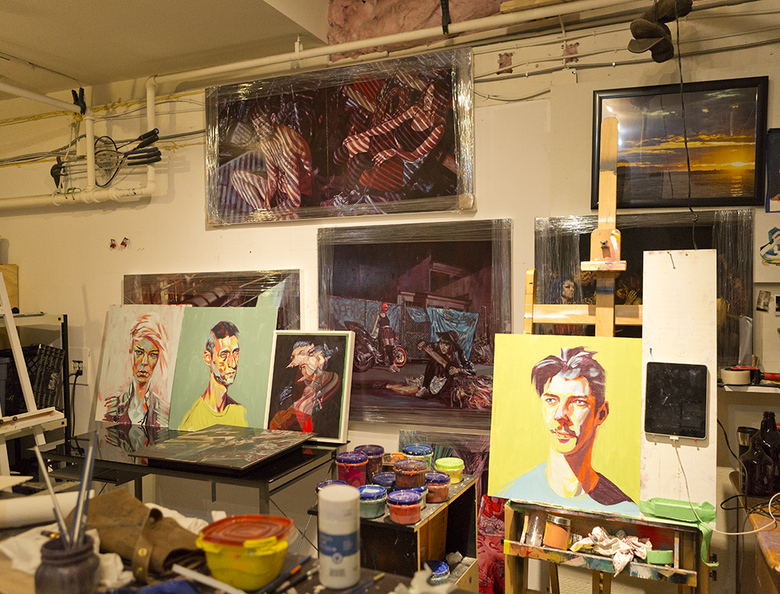 Drew Studio8