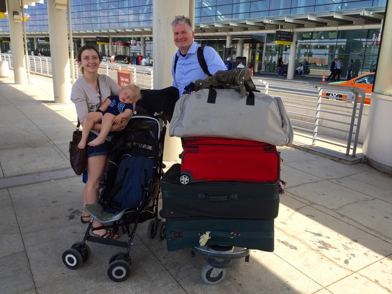 Alec Lucia and Constantin returning to Vienna from Toronto July 19