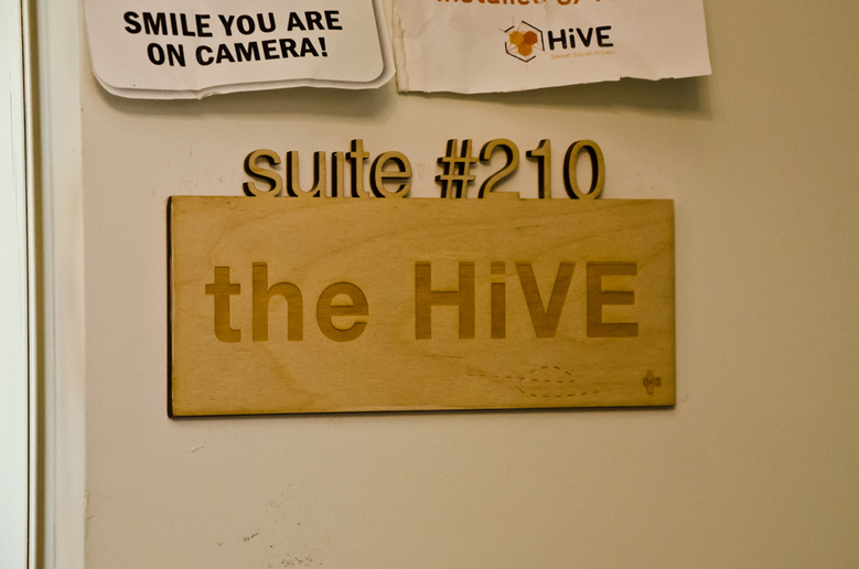 The Hive 4