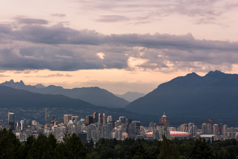Vancouver by Arvin Asadi