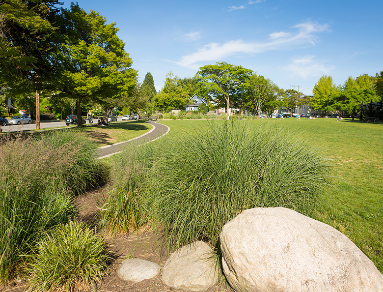18 Mount Pleasant Park