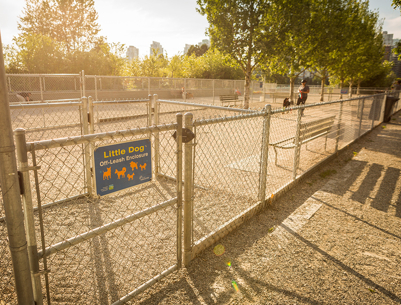 27 Olympic Village Dog Park