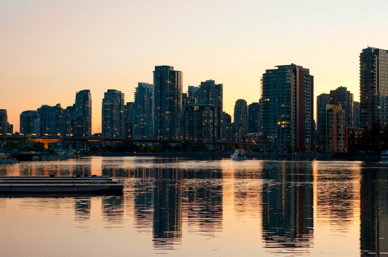 False Creek by Colin Knowles