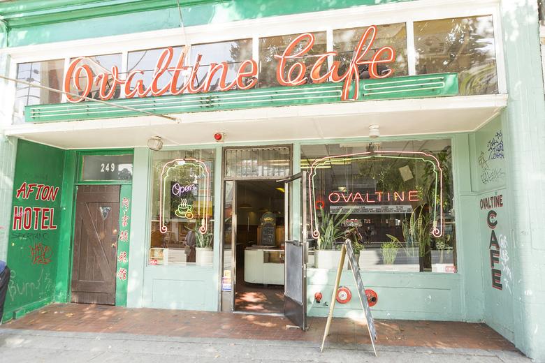 Ovaltine Cafe 1