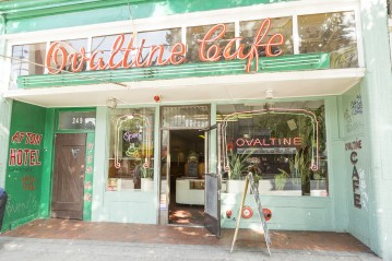 Vancouver Restaurants With the Longest Tradition #6: Ovaltine Cafe