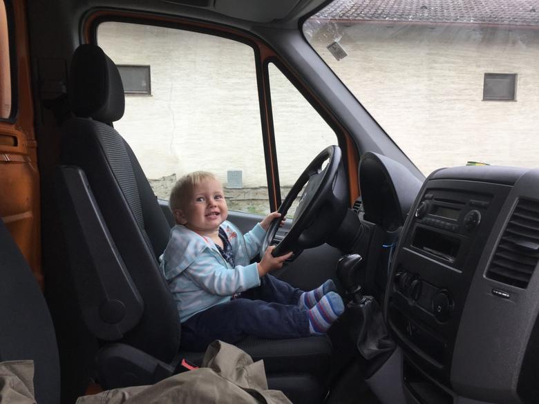 Constantin the driver