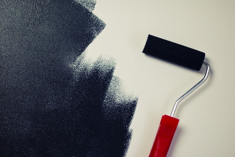 Putting a new coat of paint inside or outside the home is a good investment