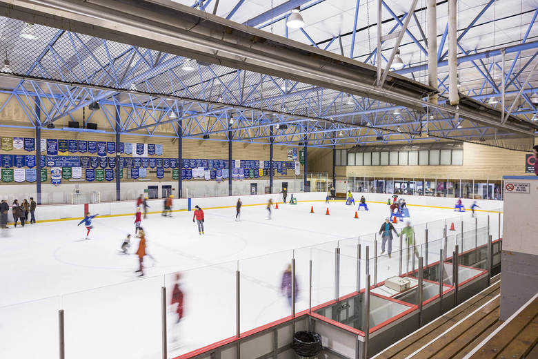 Vancouver Ice Skating Rinks Kitsilano10