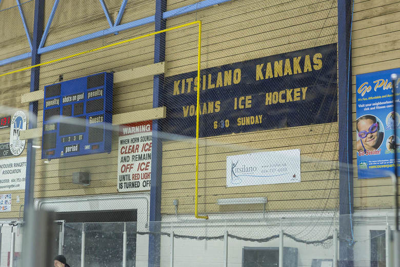 Vancouver Ice Skating Rinks Kitsilano2