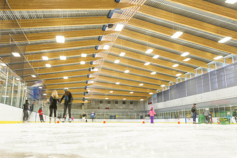 Vancouver Ice Skating Rinks Trout Lake8