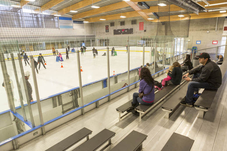 Vancouver Ice Skating Rinks Trout Lake9