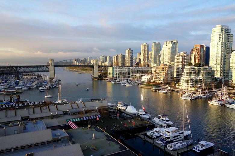 Vancouver by Imogene Huxham