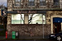 Late afternoon at the Sylvia Hotel