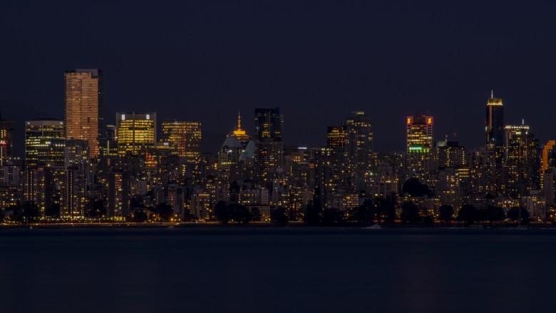 Vancouver Skyline by
