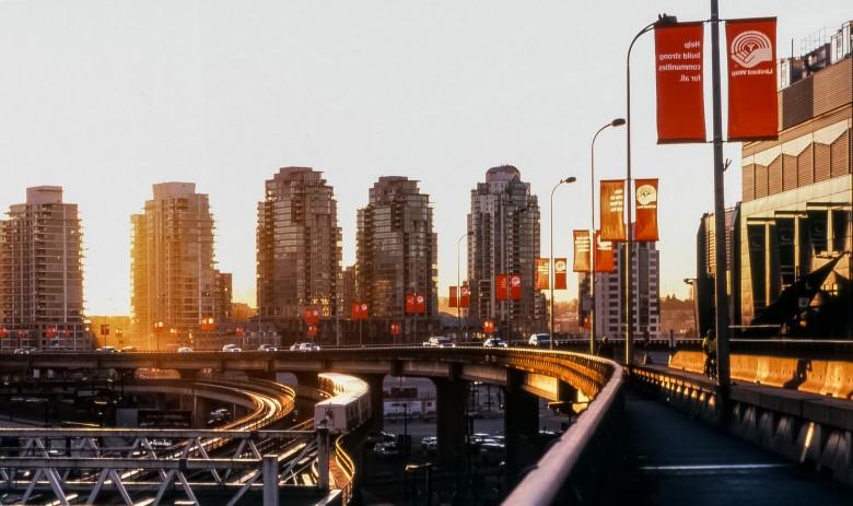 Vancouver by Randy Tarampi