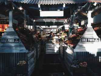 Food Market Vancouver Bc