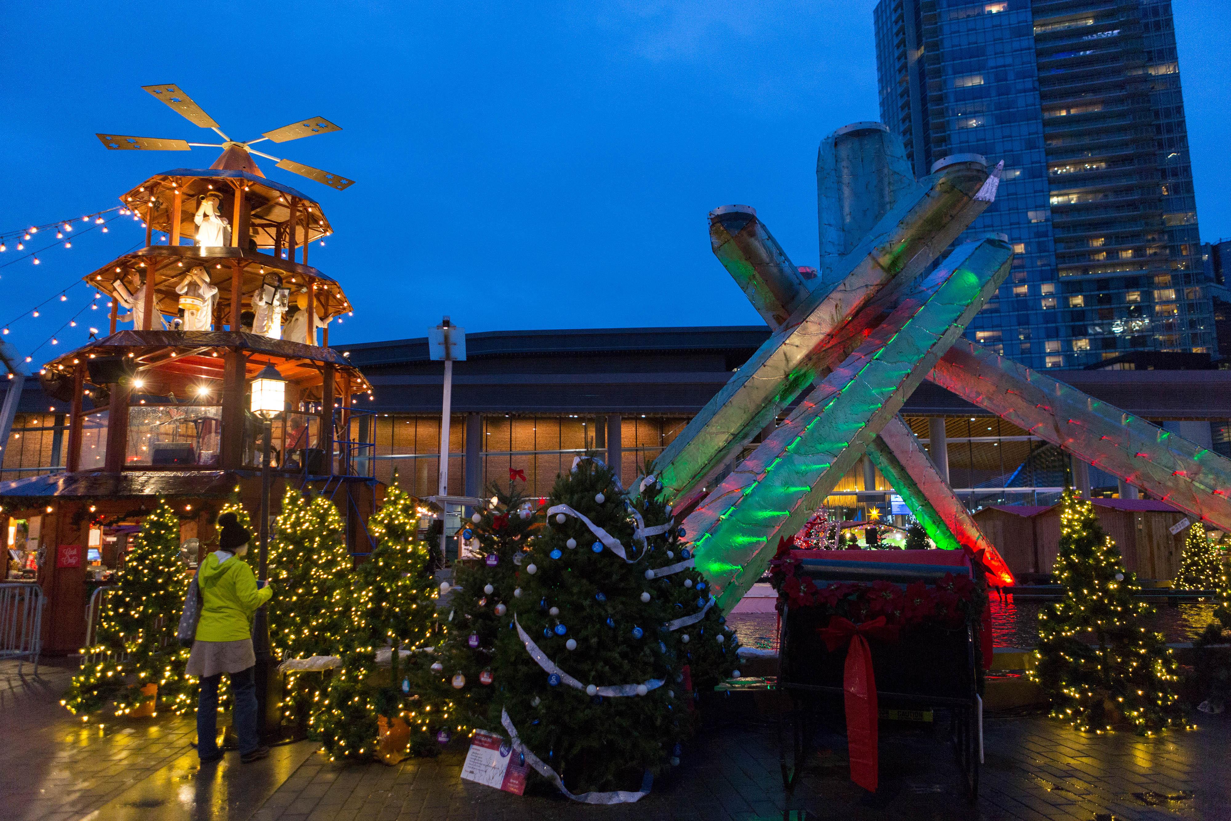 Vancouver Christmas Market.Photo Essay Vancouver Christmas Market Vancouver Homes