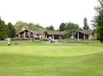Langara Golf Course Clubhouse Exterior 2