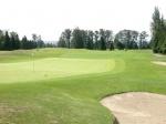 Langara Golf Course Green 2