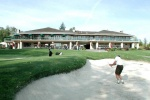 Morgan Creek Golf Course Clubhouse Exterior