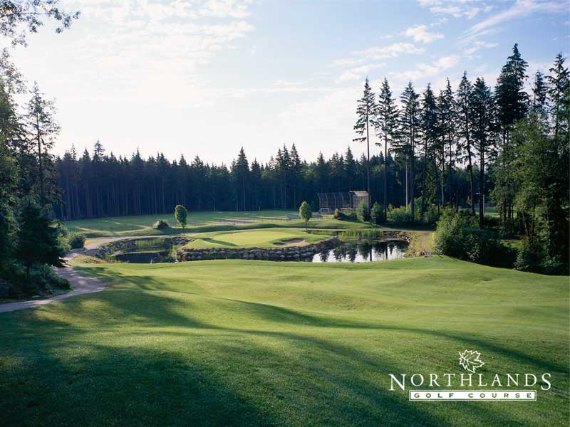 Northlands Golf Course Vancouver Homes