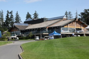 Northview Golf Country Club Clubhouse Exterior