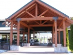 Savage Creek Golf Course and Driving Range Entrance