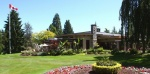 Shaughnessy Golf Country Club Clubhouse Exterior