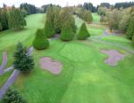 University Golf Club View