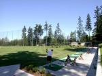 Vancouver Golf Club Exterior