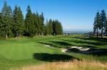 Westwood Plateau Golf Country Club Hole 1 Green