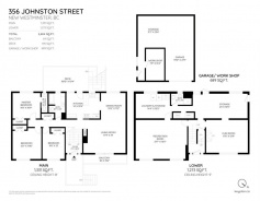 356 JOHNSTON STREET - New Westminster - Queensborough