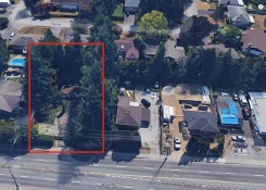 21680 DEWDNEY TRUNK ROAD - Maple Ridge - West Central