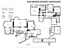 5324 MARINE DRIVE - West Vancouver North - Caulfeild