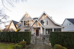 4175 CROWN CRESCENT - Vancouver Westside North - Point Grey