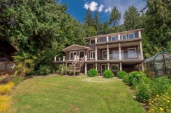190 MOUNTAIN DRIVE - West Vancouver Howe Sound - Lions Bay