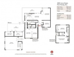 2805 JANE STREET - Port Moody - Port Moody Centre