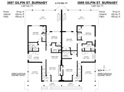 3887-3889 GILPIN STREET - Burnaby South - Central Park BS