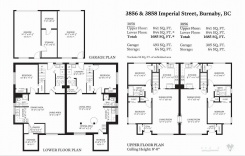 3856 IMPERIAL STREET - Burnaby South - Suncrest