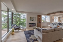 402 2090 ARGYLE AVENUE - West Vancouver Central - Dundarave