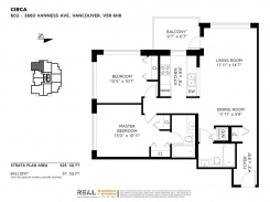 602 3660 VANNESS AVENUE - Vancouver East - Collingwood VE