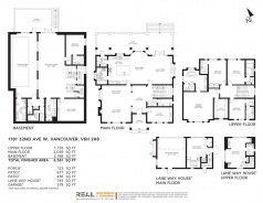 1181 W 32ND AVENUE - Vancouver Westside North - Shaughnessy